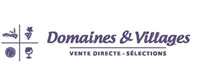 COMMANDE ET DISTRIBUTION DE VIN : DOMAINES & VILLAGES