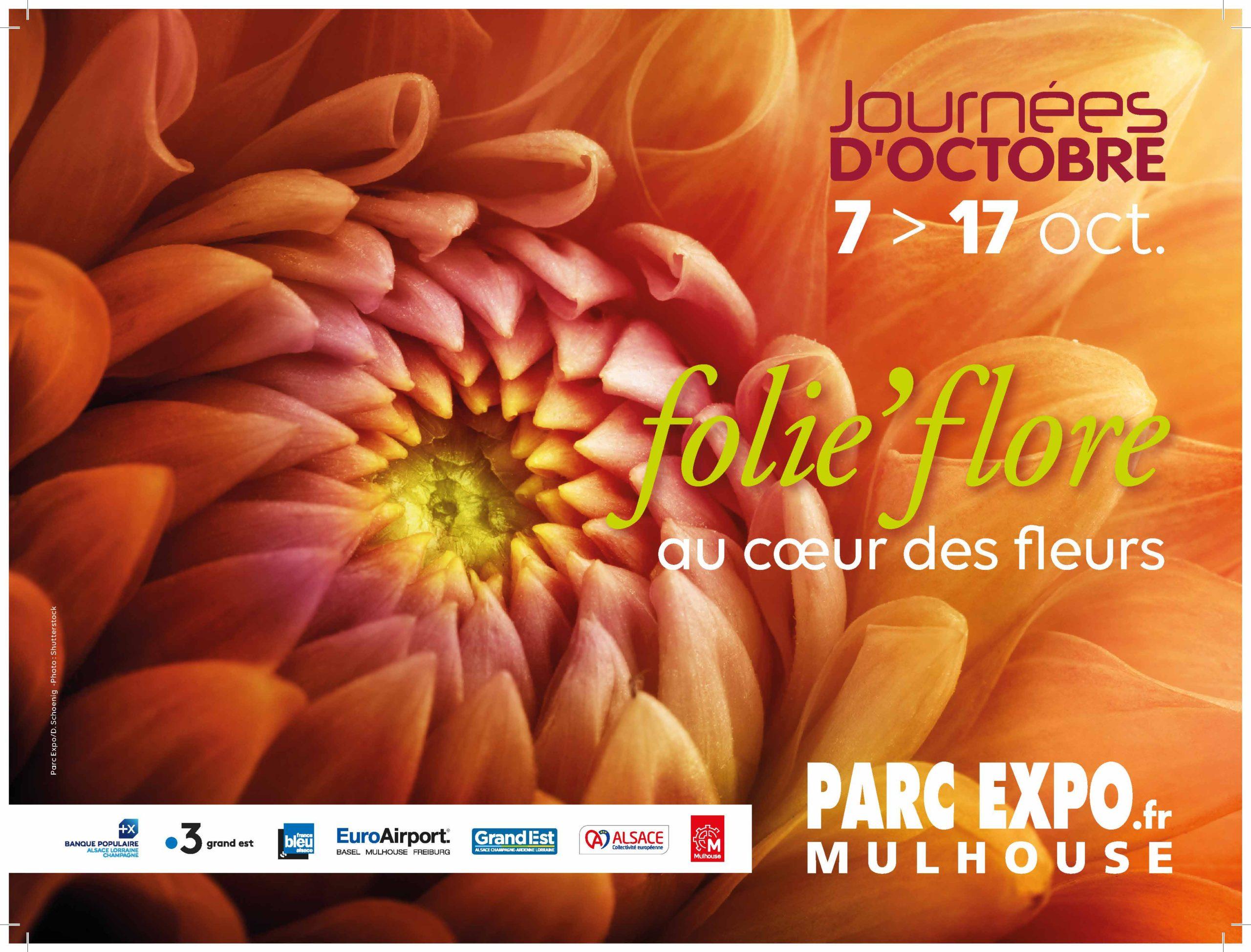 JOURNEE D'OCTOBRE + FOLIE'FLORE