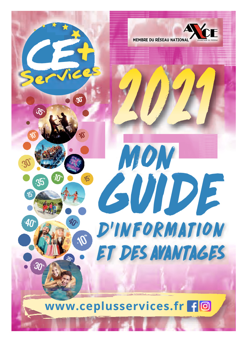 Guide des commerçants 2021