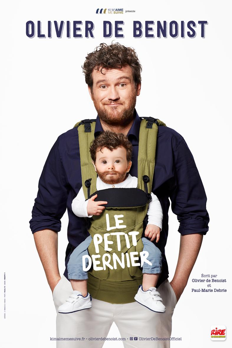 9ème Festival d'Humour : OLIVIER DE BENOIST