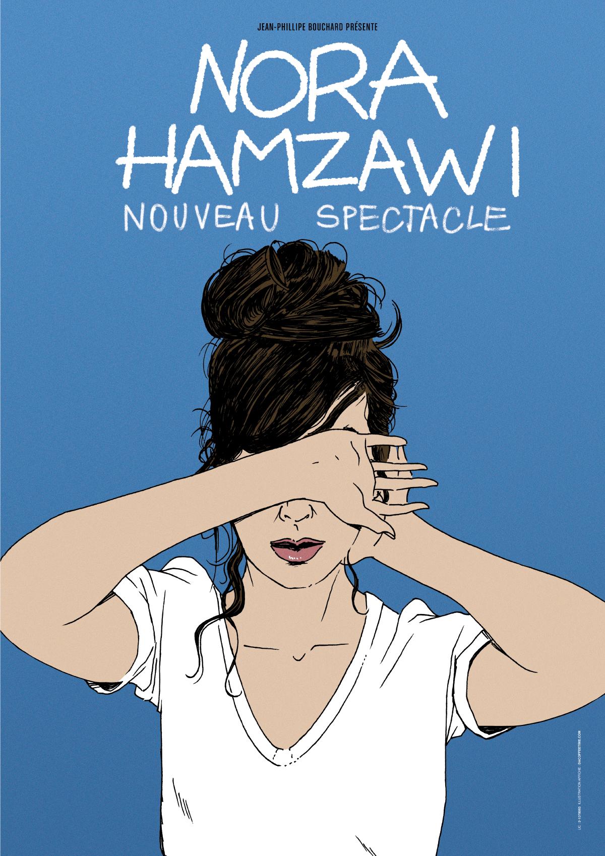 9ème Festival d'Humour : Nora HAMZAWI